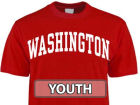 Washington Huskies NCAA Youth Vertical Arch T-Shirt T-Shirts