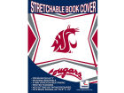Washington State Cougars NCAA Stretchable Book Cover Home Office & School Supplies