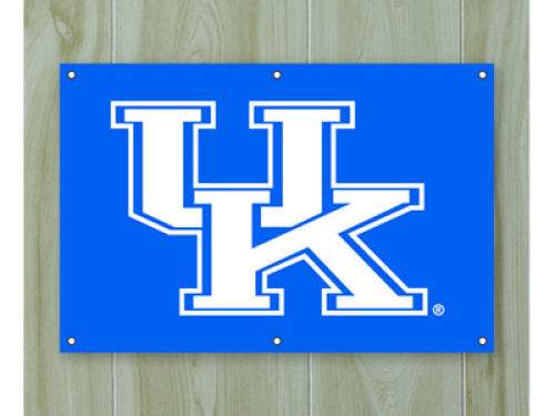 Kentucky Wildcats Flag Fan Banner 2'x3'