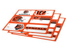 Cincinnati Bengals Gift Tags-NFL Holiday