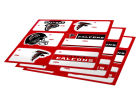 Atlanta Falcons Forever Collectibles Gift Tags-NFL Holiday