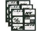 New York Jets Forever Collectibles Gift Tags-NFL Holiday