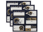 St. Louis Rams Gift Tags-NFL Holiday
