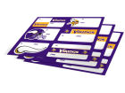 Minnesota Vikings Forever Collectibles Gift Tags-NFL Holiday