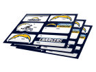 San Diego Chargers Gift Tags-NFL Holiday
