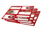 San Francisco 49ers Gift Tags-NFL Holiday