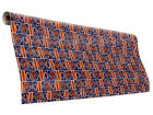 Chicago Bears Forever Collectibles Gift Wrap Holiday