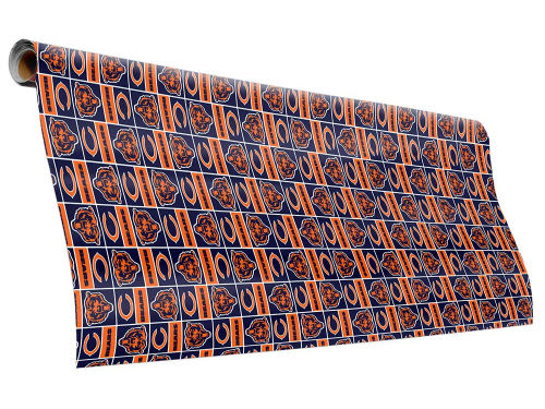 Chicago Bears Gift Wrap
