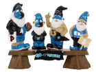 Carolina Panthers Forever Collectibles NFL Fan Gnome Bench Lawn & Garden