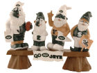 New York Jets Forever Collectibles NFL Fan Gnome Bench Lawn & Garden