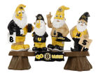 Boston Bruins Fan Gnome Bench-NHL Lawn & Garden