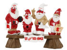 Detroit Red Wings Forever Collectibles Fan Gnome Bench-NHL Lawn & Garden