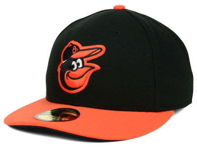 Baltimore Orioles MLB Authentic Collection 59FIFTY Cap Hats
