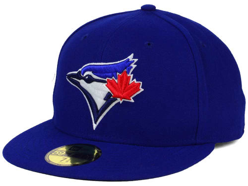 Toronto Blue Jays New Era MLB Authentic Collection 59FIFTY Cap Hats