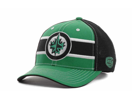 Winnipeg Jets Old Time Hockey NHL St Pats Fusion Cap Hats