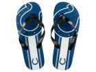Indianapolis Colts Big Logo Flip Flop-NFL Apparel & Accessories