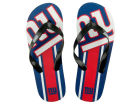 New York Giants Big Logo Flip Flop-NFL Apparel & Accessories