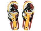 Washington Redskins Big Logo Flip Flop-NFL Apparel & Accessories