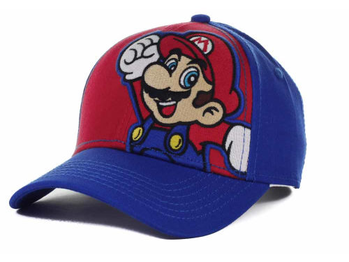 Nintendo Corner Adjustable Cap Hats