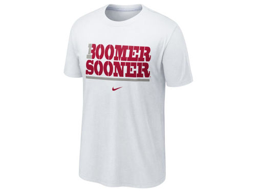 Oklahoma Sooners Nike NCAA My Schools Local T-Shirt 2012