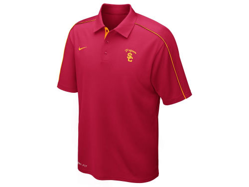 USC Trojans Nike NCAA Control Force Polo