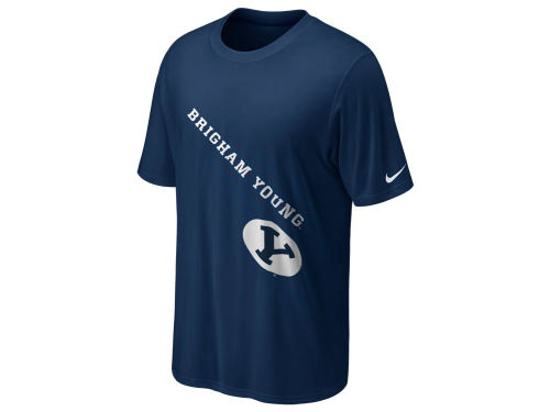 Brigham Young Cougars Nike NCAA Dri Fit Legend Max Out T-Shirt