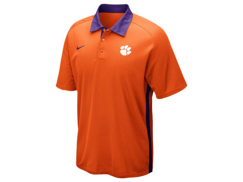 Clemson Tigers Nike NCAA Elite Force Polo