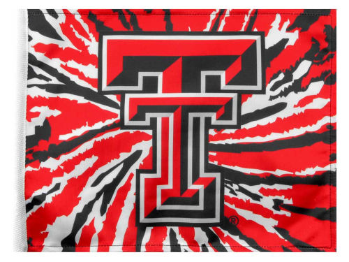 Texas Tech Red Raiders Car Flag
