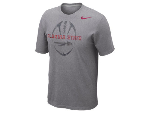 Florida State Seminoles Nike NCAA Football Team Issue T-Shirt