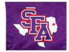 Stephen F. Austin Lumberjacks Car Flag Flags & Banners
