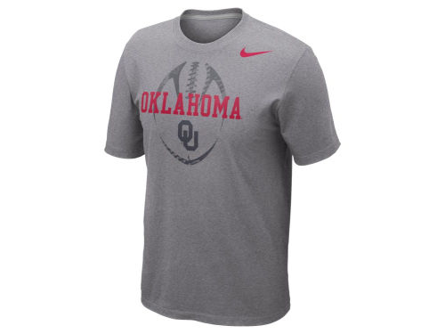 Oklahoma Sooners Nike NCAA Football Team Issue T-Shirt