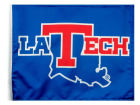 Louisiana Tech Bulldogs Car Flag Flags & Banners