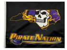 East Carolina Pirates Car Flag Flags & Banners