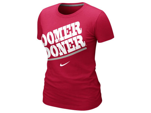 Oklahoma Sooners Nike NCAA Womens Local T-Shirt 2012