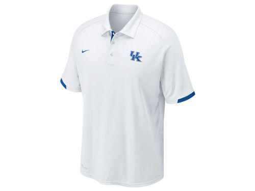 Kentucky Wildcats Nike NCAA Football Training Polo