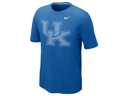 Kentucky Wildcats Nike NCAA Tri-Blend Logo T-Shirt