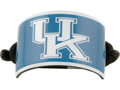Kentucky Wildcats Curved Ponytail Holder