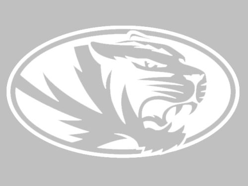 Missouri Tigers 3x5 Decal
