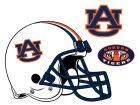 Auburn Tigers 12x12 Multipack Magnet Auto Accessories