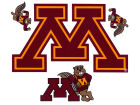 Minnesota Golden Gophers 12x12 Multipack Magnet Auto Accessories