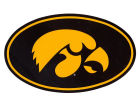 Iowa Hawkeyes 12x12 Multipack Magnet Auto Accessories