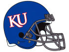 Kansas Jayhawks 12x12 Magnet Auto Accessories