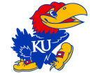 Kansas Jayhawks Moveable 8x8 Decal Bumper Stickers & Decals