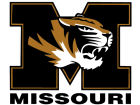 Missouri Tigers Moveable 8x8 Decal Bumper Stickers & Decals