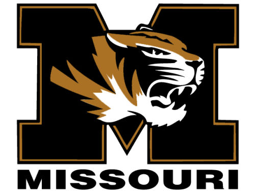 Missouri Tigers Moveable 8x8 Decal