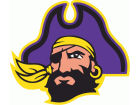 East Carolina Pirates 4x4 Magnet Auto Accessories