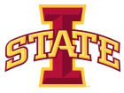 Iowa State Cyclones Moveable 12x12 Decal Auto Accessories