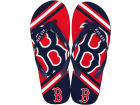 Boston Red Sox Big Logo Flip Flop-MLB Knick Knacks