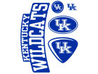 Kentucky Wildcats Moveable 5x7 Decal Multipack Bumper Stickers & Decals