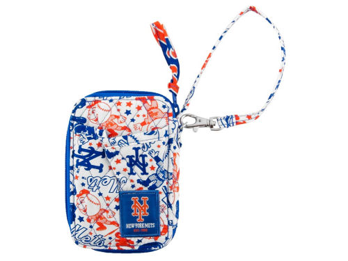 New York Mets Fabric Phone ID Case